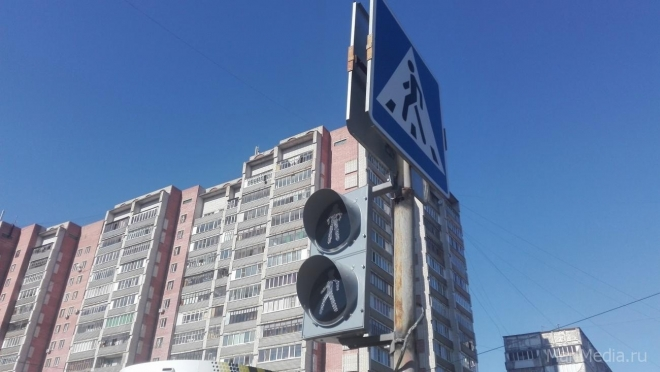 Новый светофор на перекрёстке Петрова-Чавайна дополнят стрелкой