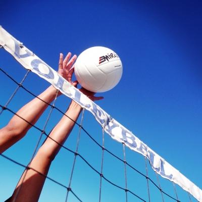 Открытый чемпионат по волейболу