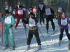 Студенты Йошкар-Олы встали на лыжи