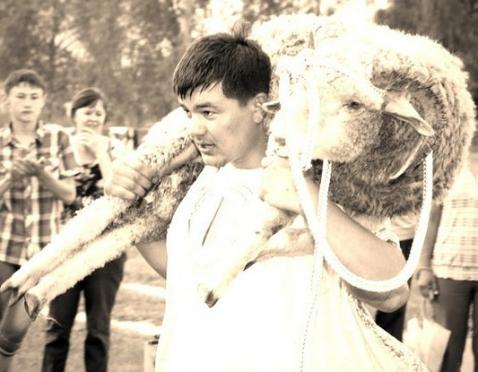 Житель Марий Эл стал обладателем иномарки и барана на федеральном Сабантуе