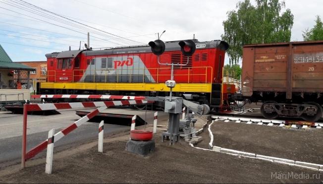 В Йошкар-Оле на 108 км железнодорожной ветки пройдёт профилактический рейд