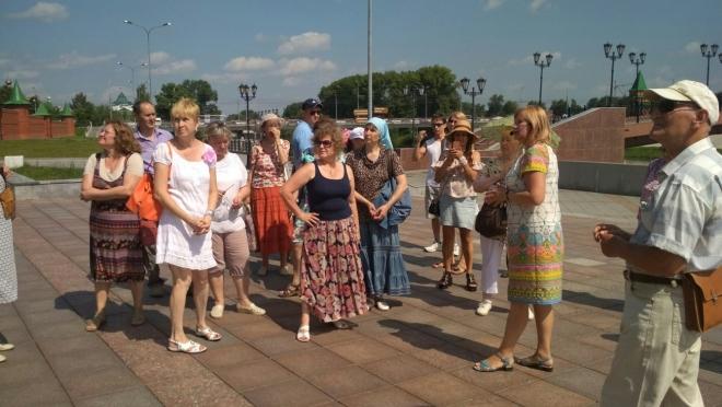 В Йошкар-Оле практикуют бесплатные экскурсии