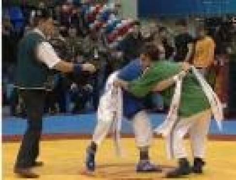 В Марий Эл пройдут состязания по татаро-башкирской борьбе