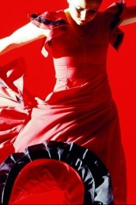 Фламенко над Волгой
