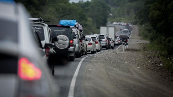 В Марий Эл плановое перекрытие загородных трасс для гражданского автотранспорта