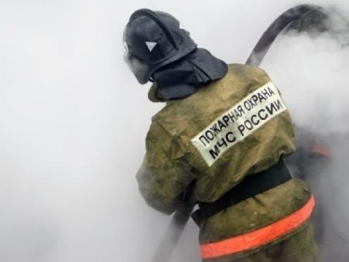В Козьмодемьянске в многоквартирном доме на пожаре погибла женщина