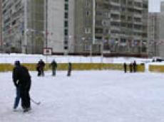 Первые открытые катки в Йошкар-Оле появятся не раньше декабря