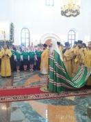Патриарх Кирилл освятил Благовещенский кафедральный собор в Йошкар-Оле