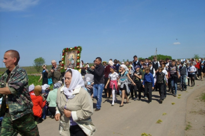 В Марий Эл пройдёт крестный ход с образом святого мученика царя Николая