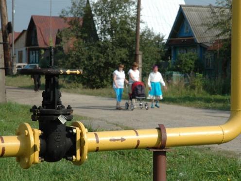 Жители деревни Арып-Мурза получат газ к концу года