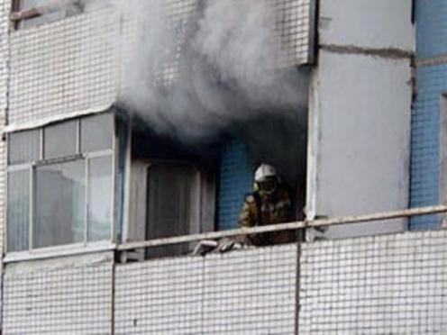 В поселке Морки инвалид задохнулся в дыму