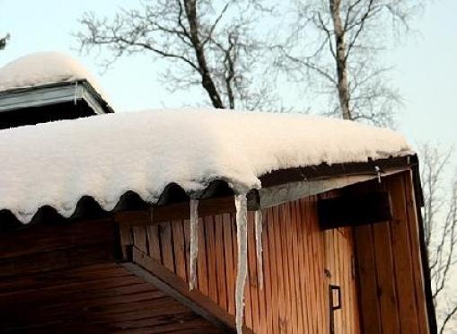 Житель Марий Эл разбился, сорвавшись с крыши