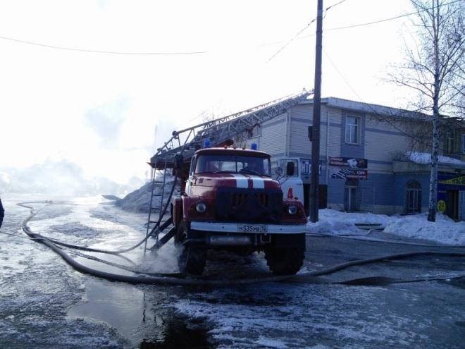 Кафе на Водопроводной, пострадавшее от пожара в пятницу, горело еще восемь лет назад