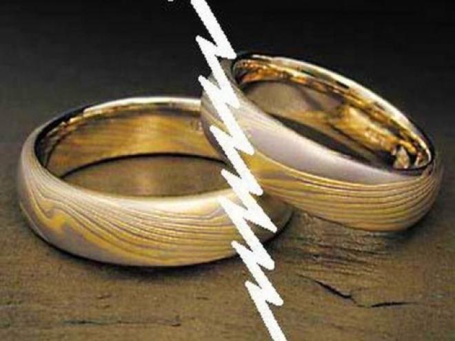 Размер госпошлины за развод может вырасти в разы