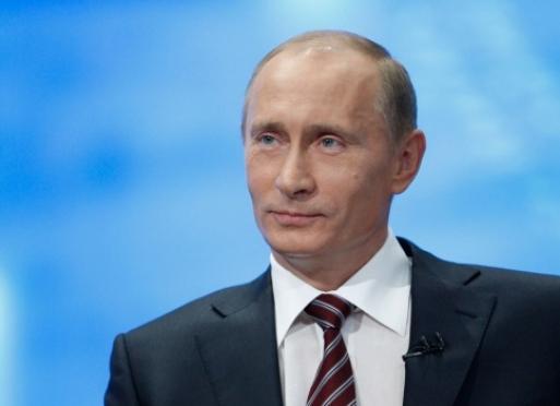 Президенту России — 62