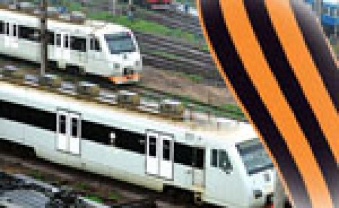 Железнодорожники Марий Эл присоединятся к народной акции «Георгиевская ленточка»