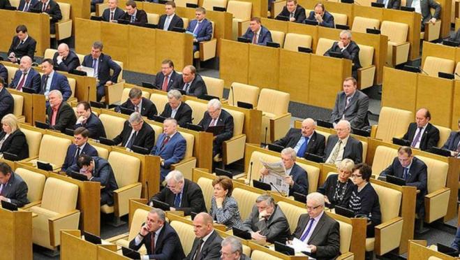 Депутаты Госдумы законодательно давят на бизнес