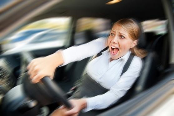 В правилах дорожного движения хотят узаконить термин «опасное вождение»