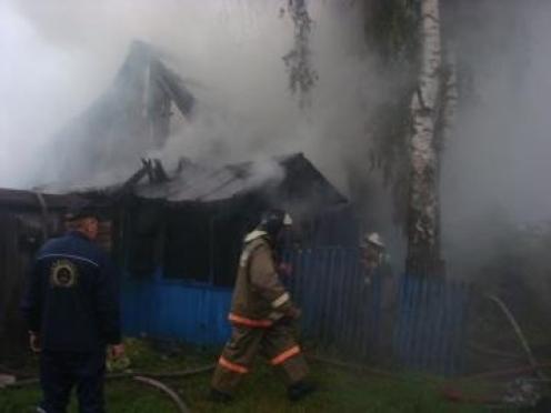 В Марий Эл зафиксировано три утренних пожара, есть один пострадавший