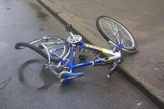 Маленького велосипедиста в центре Йошкар-Олы сбил «BMW»