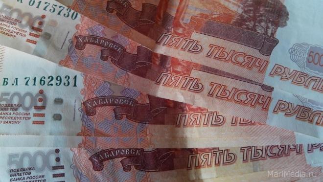 В Марий Эл задолженность по зарплате в январе сократилась на 5,5 млн рублей