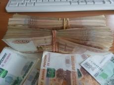 Главный бухгалтер обокрала организацию на 1 300 000 рублей