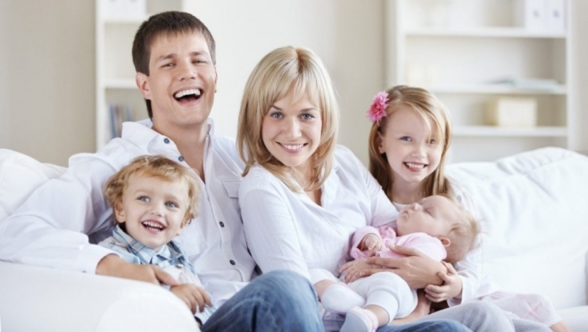 В России хотят принять единый закон о статусе многодетной семьи