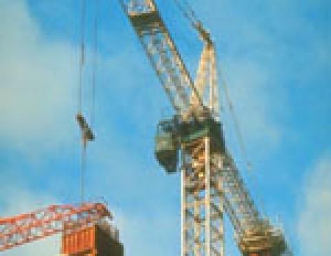 В столице Марий Эл к Новому году впервые украсят башенные краны
