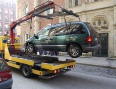 Платная эвакуация автомобилей в Москве
