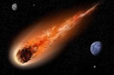 В сторону Земли движется огромный астероид