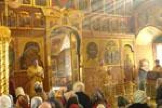 В Марийской епархии готовятся к освящению Воскресенского храма Йошкар-Олы