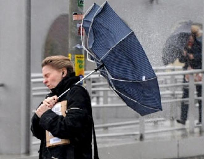 Синоптики прогнозируют резкое ухудшение погоды