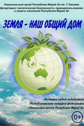 Земля - наш общий дом постер