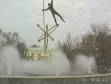 Йошкар-олинские фонтаны не спешат отключать на зиму