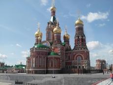 В День России Патриарх Кирилл освятит Благовещенский собор в Йошкар-Оле