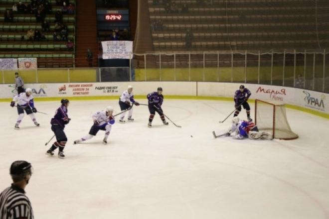 «Ариада» осложнила себе турнирную задачу – сыграть в финале Кубка Братины