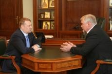 Депутат Госдумы Вадим Булавинов с рабочим визитом прибыл в Марий Эл