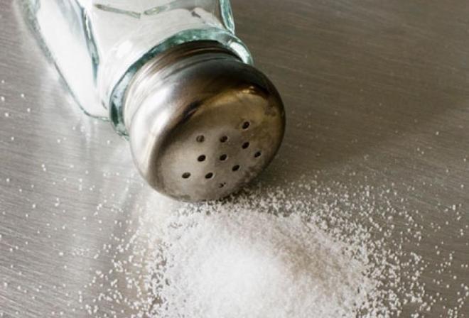В России зафиксирован дефицит пищевой соли