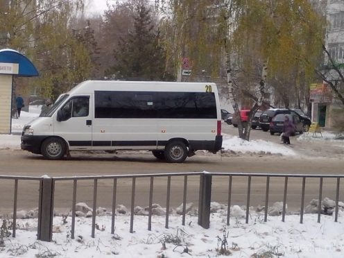 В январе стоимость проезда в маршрутках составит 18 рублей