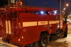 Пожар в жилом доме в поселке Советский локализован
