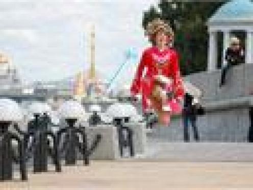 Танцовщица из Марий Эл покорила Россию ирландскими танцами