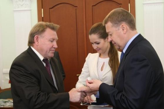 Леонид Маркелов встретился с учителями республики