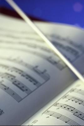 Концерт органной музыки постер