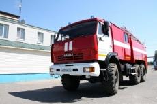 Исправительная колония в Марий Эл получила пожарный «КАМАЗ» за 4 млн рублей