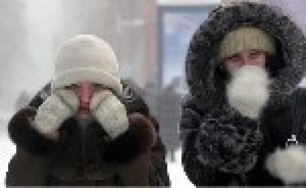 Медики Йошкар-Олы фиксируют первые обморожения