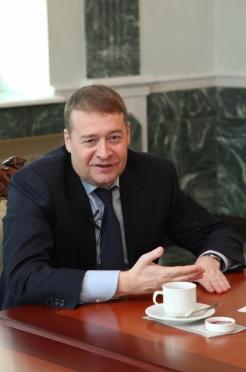 Леонид Маркелов будет баллотироваться на пост Главы региона в 2015 году