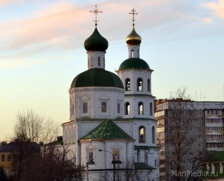 Православные Марий Эл отмечают день празднования Казанской иконы Божией Матери
