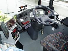 Со следующего года запретят эксплуатацию автобусов с правым рулём