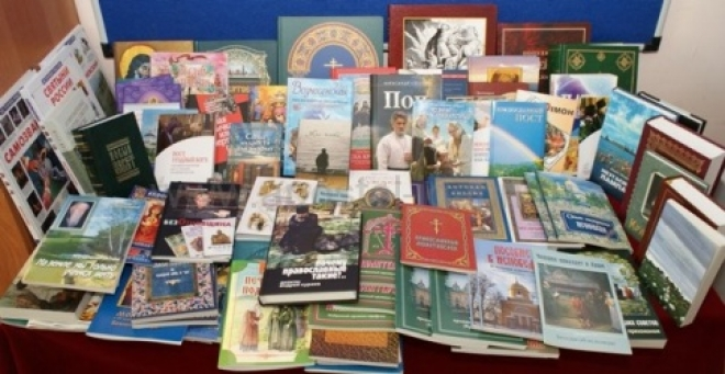 В поселке Советский открылась православная библиотека