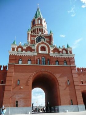 Завтра перед Благовещенской башней (Йошкар-Ола) появится сам Борис Годунов